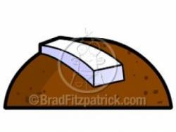 Pitcher clipart mound