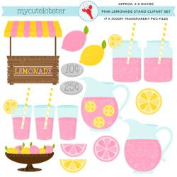 Lemon clipart lemonade stand