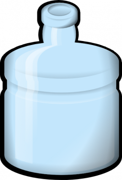 Container clipart water container