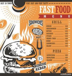 Pl clipart fast food restaurant
