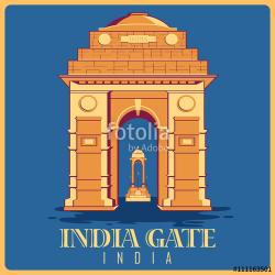 Pl clipart india gate