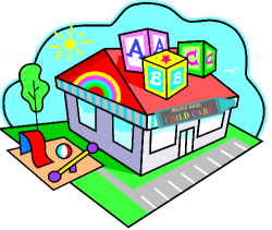 Pl clipart preschool building