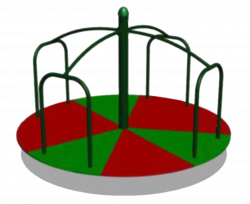 Swing clipart merry go round