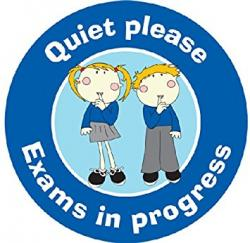 Pl clipart quiet place