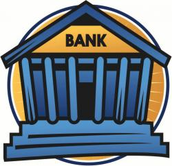 Place clipart bank loan