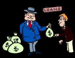 Places clipart bank loan