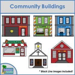 Places clipart building