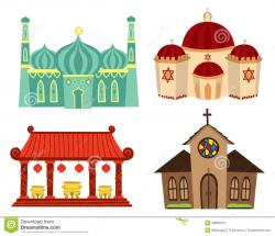 Places clipart cartoon