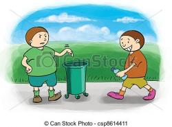 Place clipart clean environment
