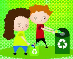 Poster clipart environmental cleanliness