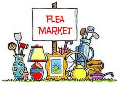 Central Park clipart flea market