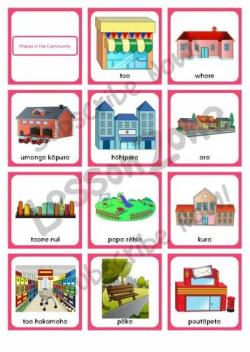 Places clipart our community clipart