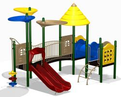 Place clipart playground equipment