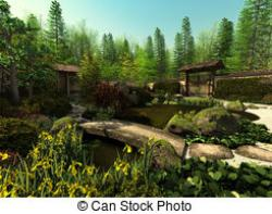 Places clipart quiet place