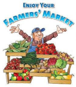 Place clipart vegetable market
