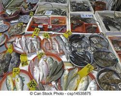 Fresh clipart wet market