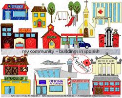 Place clipart our community clipart