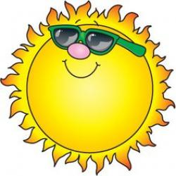 Warmth clipart sunshine