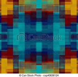Plaid clipart blue and yellow