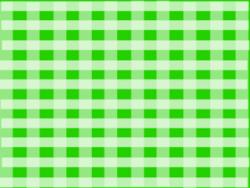Plaid clipart green