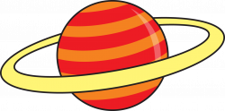 Mars clipart for kid