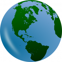Continent clipart international