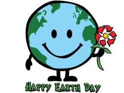 Earth clipart caricature