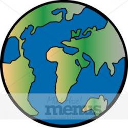 Planet Earth clipart large