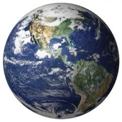 Planet Earth clipart real earth