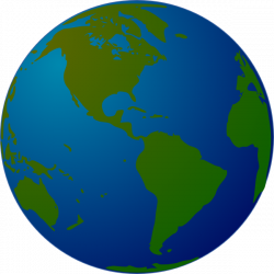 Universe clipart earth