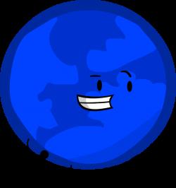 Planet clipart indigo