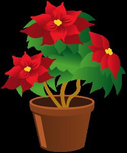Pot Plant clipart