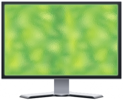 Screen clipart lcd monitor