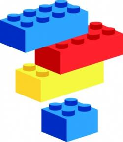 Lego clipart childrens toy