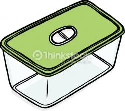 Container clipart food container