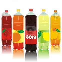 Juice clipart juice bottle