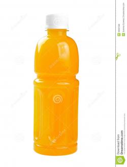 Juice clipart plastic bottle