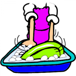 Plate clipart clean dish