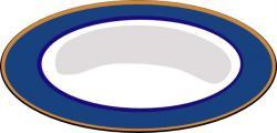 Plate clipart clip