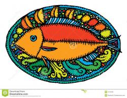 Fish Taco clipart seafood dinner