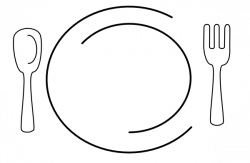 Plate clipart large