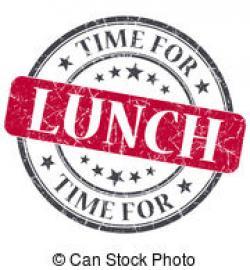 Plate clipart luncheon invitation