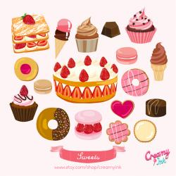Biscuit clipart pastry
