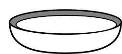 Plate clipart plate bowls