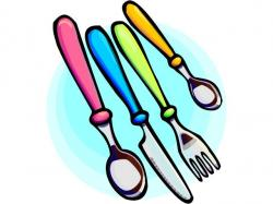 Cutlery clipart dishware