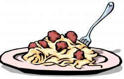 Spaghetti clipart cartoon