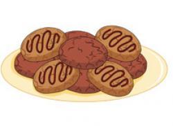 Biscuit clipart dessert