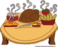 Thanksgiving clipart thanksgiving celebration