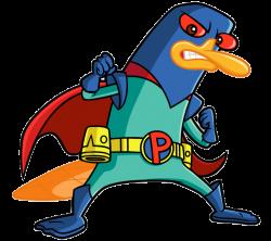 Platypus clipart foot