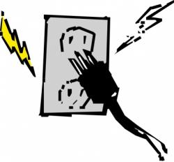 Plugged clipart electrical engineering
